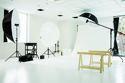 撮影スタジオ 「Studio CANVAS」